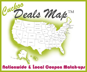 Cuckoo Deals Map