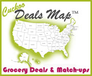 Cuckoo Deals Map – Coupon Match-ups For All Stores