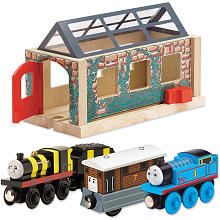 Thomas And Friends Toys Wooden Railway