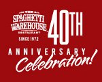 Get a Free Spaghetti Entree and Spumoni Sundae for your Birthday. Never miss another coupon. Be the first to learn about new coupons and deals for popular brands like Spaghetti Warehouse with the Coupon Sherpa weekly newsletters.