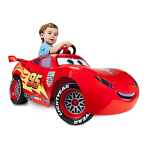 lightning mcqueen ride on vehicle is 29990 bogo free 149 each these are 229 at walmart so a pretty great deal if you have two kids or have a friend