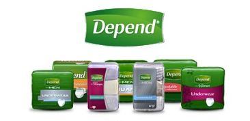 photo relating to Depends Printable Coupons identified as Totally free Pattern of Relies upon + $2 Printable Coupon! Rush!