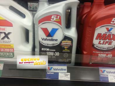 picture about Printable Motor Oil Coupons titled $10 OFF Printable Valvoline Engine Oil Coupon!!