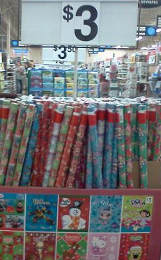 RARE $1/1 Wrapping Paper Coupon & Target/Walmart Deals!