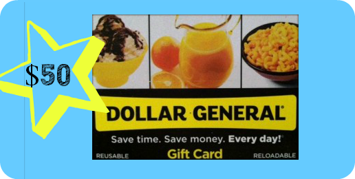 Giveaway $50 Dollar General Gift Card! Discover your beauty ...