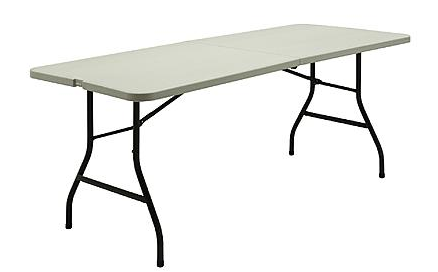 Fancy Need some extra table space for your holiday gatherings This is a great deal on a fold out table perfect for indoor or outdoor use Kmart has the