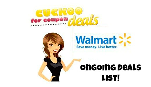 Cartoon Lady Walmart Ongoing Deals