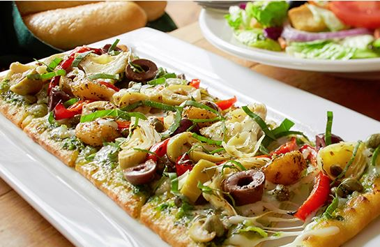 Olive Garden 5 Unlimited Soup Salad and Breadsticks Lunch time