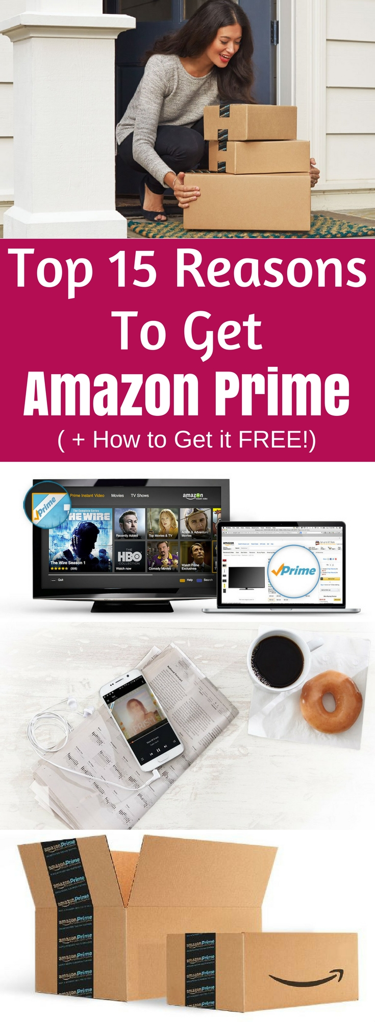 Reasons To Get Amazon Prime + How to Get it FREE (1)