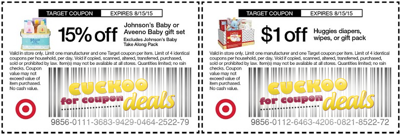 Target baby registry completion coupon code
