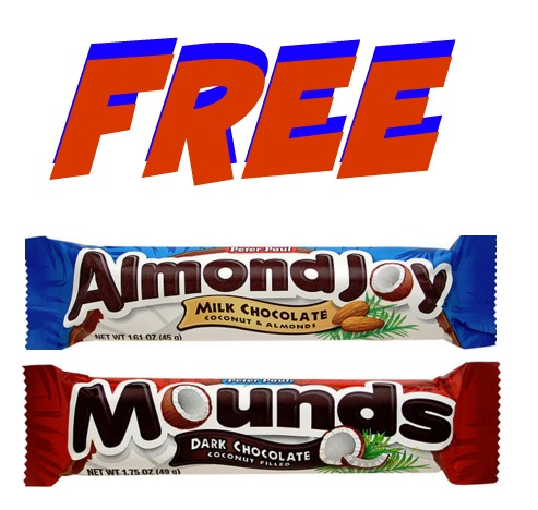 almond joy & mounds savingstar