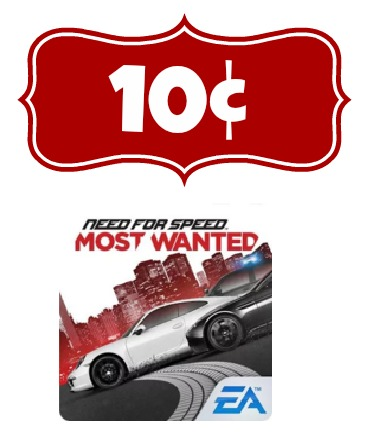 need for speed app