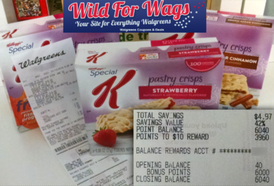 Special k pastry crisps coupons 2018