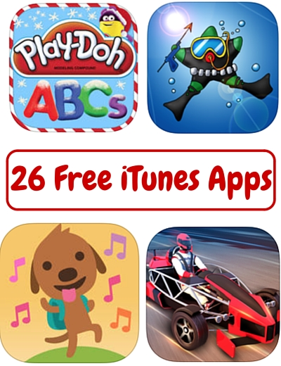26 Free iTunes Apps