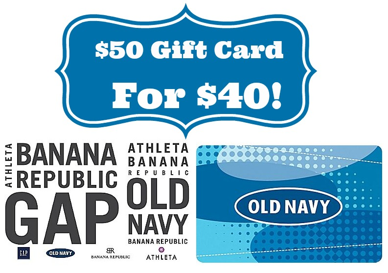 gap old navy gift cards
