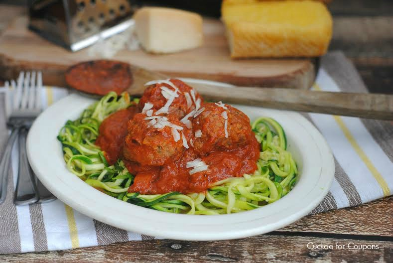 meatball-zoodles
