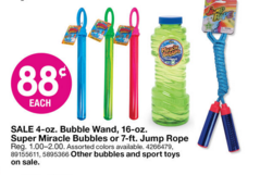 Bubble Wands