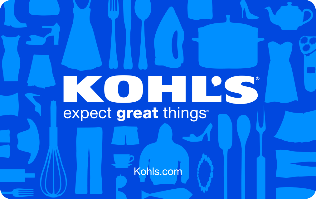 Groupon: $10 for a $20 Kohl's eGift Card!
