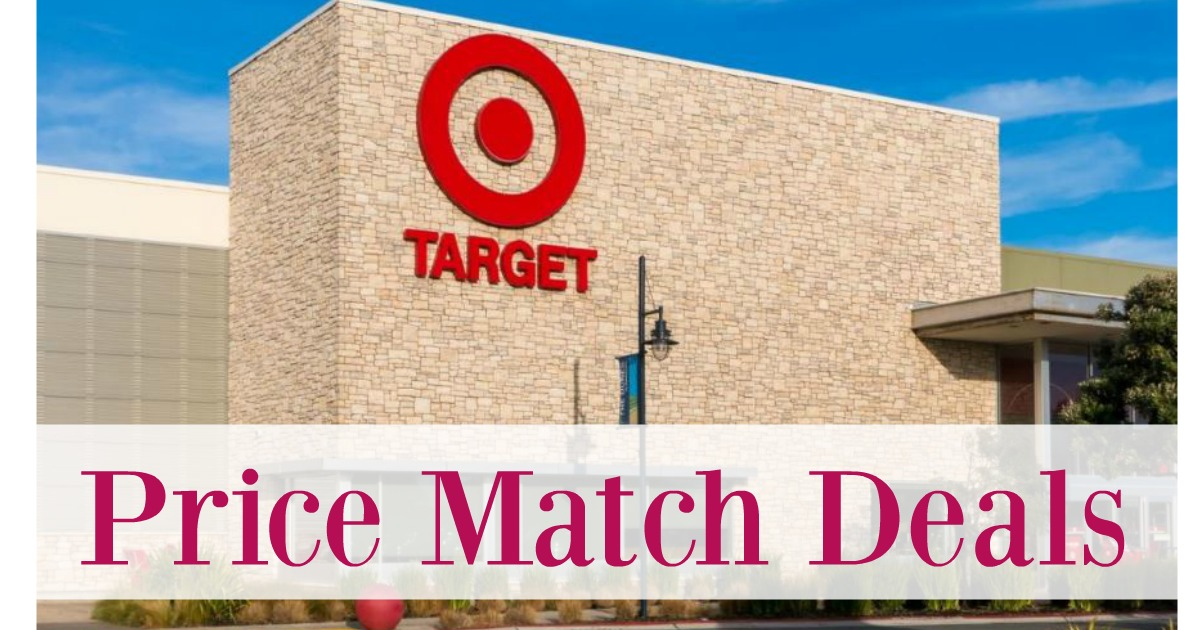 target price match deals