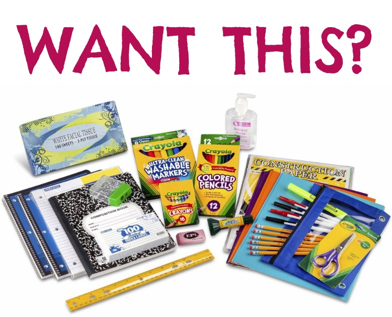 photograph regarding School Supply Printable Coupons referred to as Cuckoo For Coupon Discounts - Web site 1604 of 4589 - Kmart Discount codes