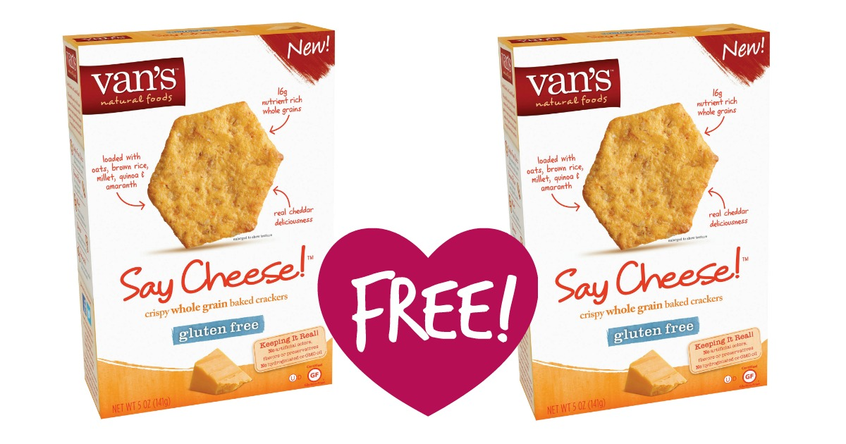 Whole Foods Gluten Free Cheese Crackers