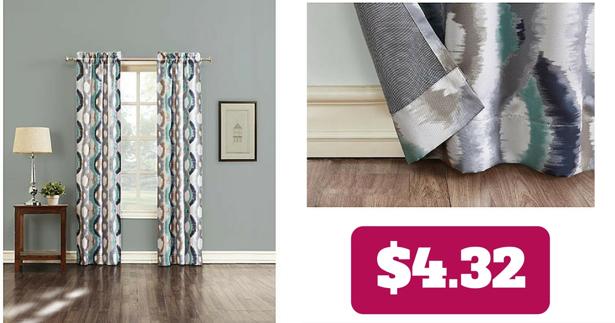 If You Need New Curtains Now Is Totally The Time To Pick Some Up Head Over Kmart Where Select Are Marked Down 999