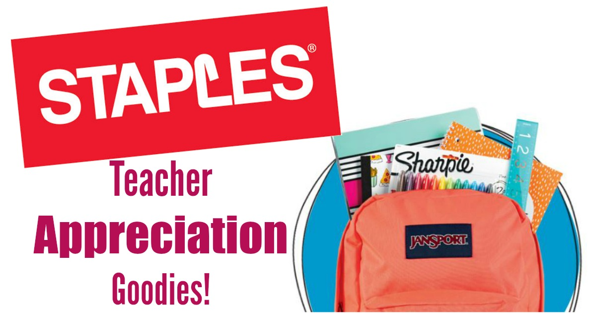 Teacher coupons for staples