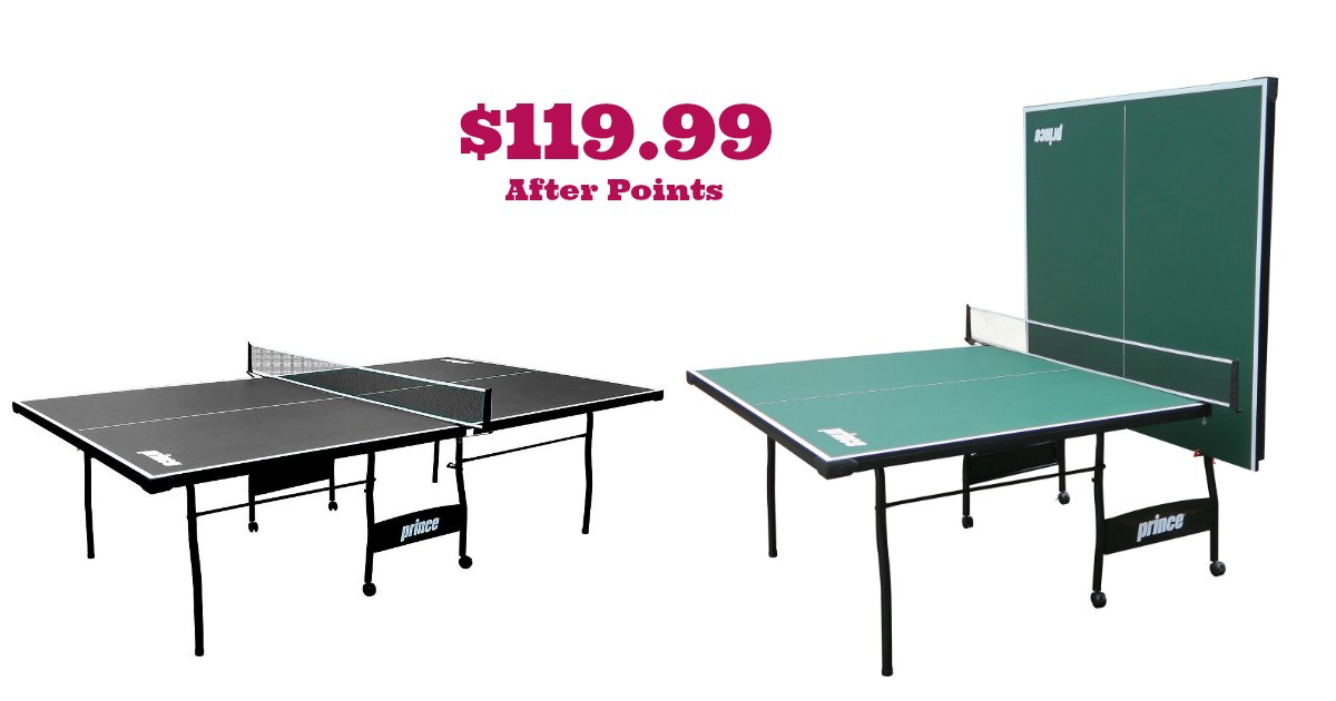 Attractive Some Of The Sears Black Friday Deals Are Live! We Have No Idea How Long  These Will Last. These Prince Victory Table Tennis Tables Are On Sale For  $129.99 ...