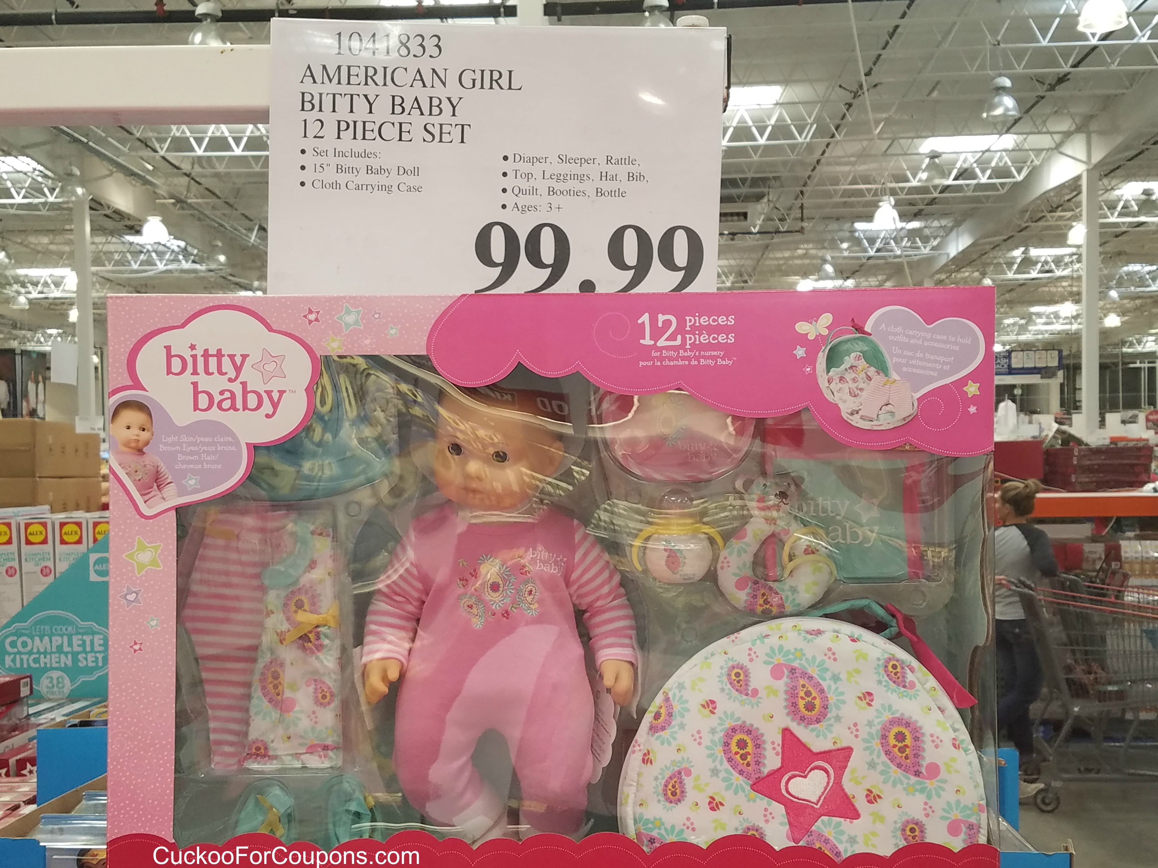 Cheap american girl dolls horse bitty baby at costco ag1 kristyandbryce Choice Image