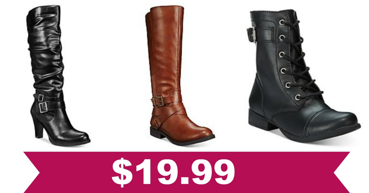 Womens Fashion Boots Black Friday Deals