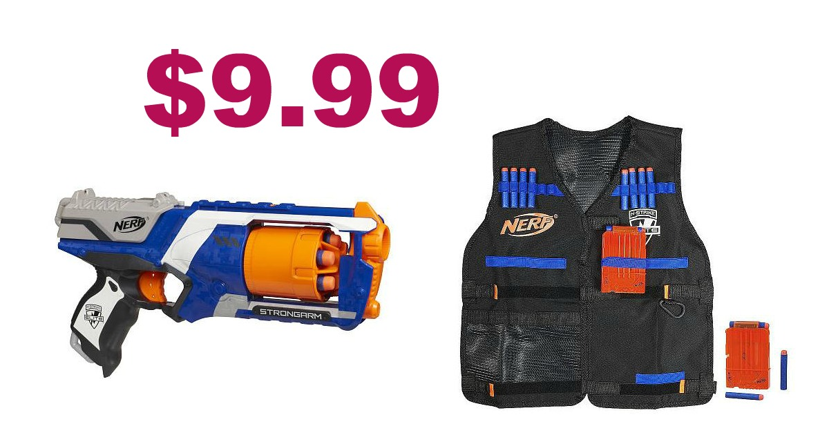 nerf. Today only, ToysRUs ...