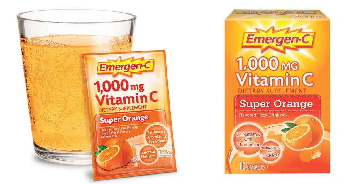 image relating to Emergen C Coupon Printable known as Focus: Totally free Emergen-C Consume Blend! ($4.49 Well worth)
