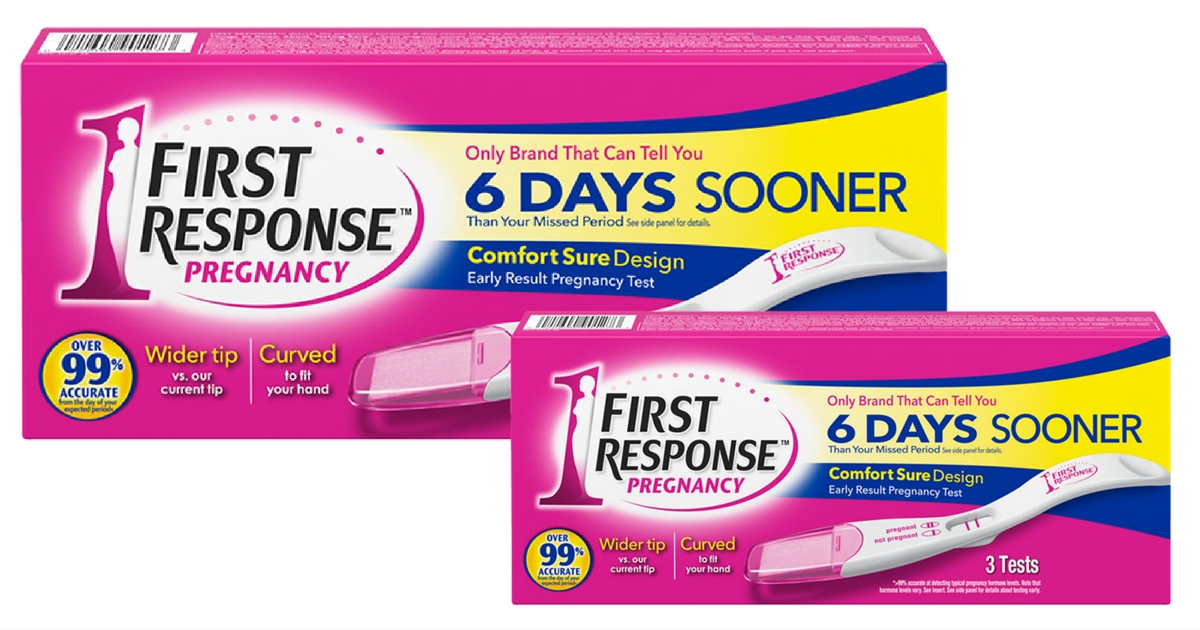 first-response-pregnancy-test