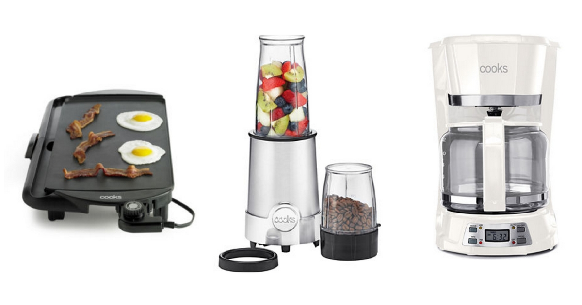 JCPenney: $9 Small Kitchen Appliances Shipped! ($40 Value)