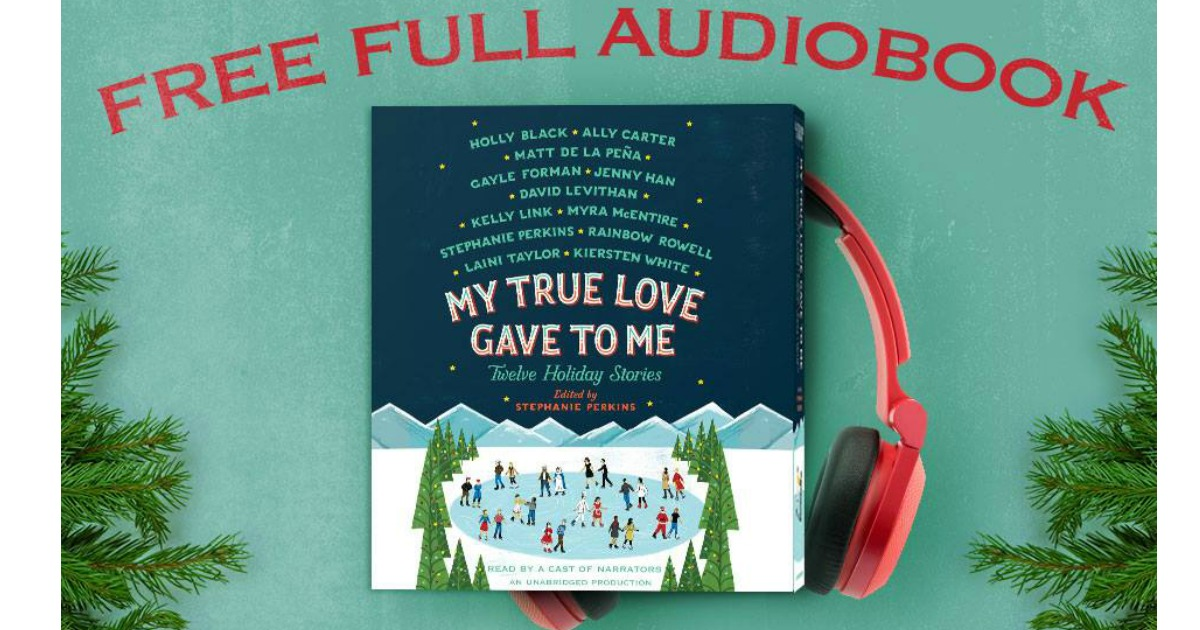Free ebooks archives cuckoo for coupon deals through 1216 at 1159 am you can head over to penguin random house audio facebook page and grab a free full audio download of my true love gave to me fandeluxe Choice Image