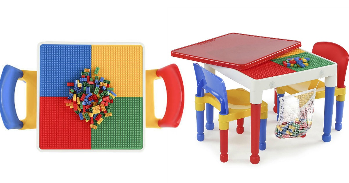 Lego Table And Chairs Toys R Us Designs