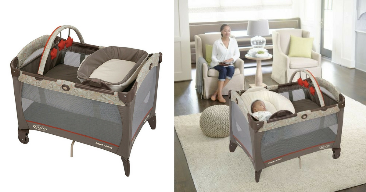Graco Pack 'N Play w Reversible Napper & Changer