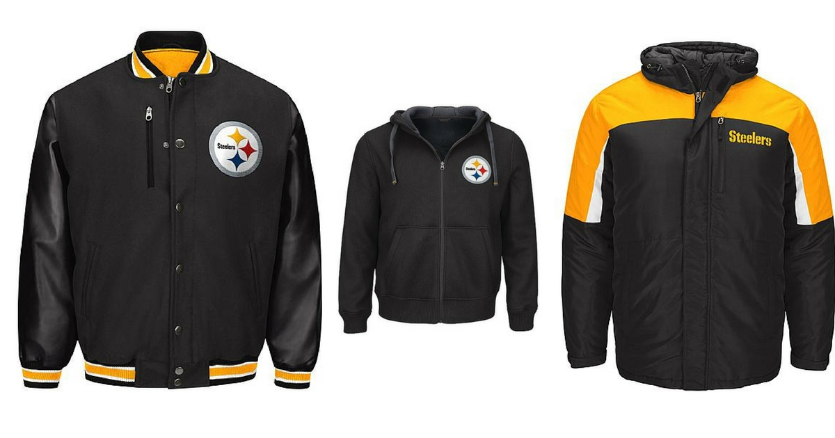 official photos 29c2d b2f80 Kmart: $2.51 NFL or NBA Team Jackets {After Points}! ($80 Value)