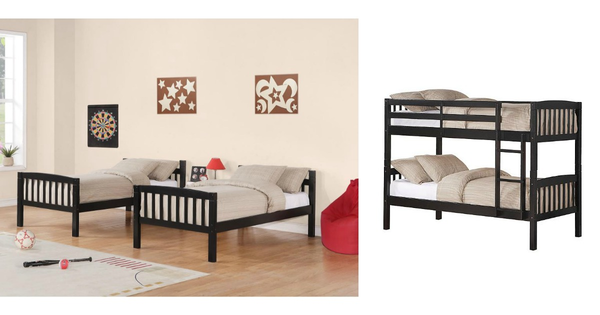 kmart: $55.92 bunk bed shipped {after points}! $200 value