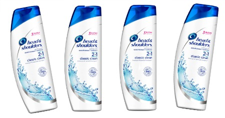 Head and shoulders coupon deal 2018