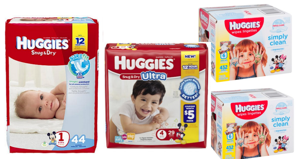 Buy Here Pay Here Ct >> Kmart: $2.99 Huggies Diapers Jumbo Packs (Can Pay w/ Points!)
