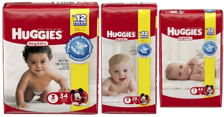 Huggies Feature