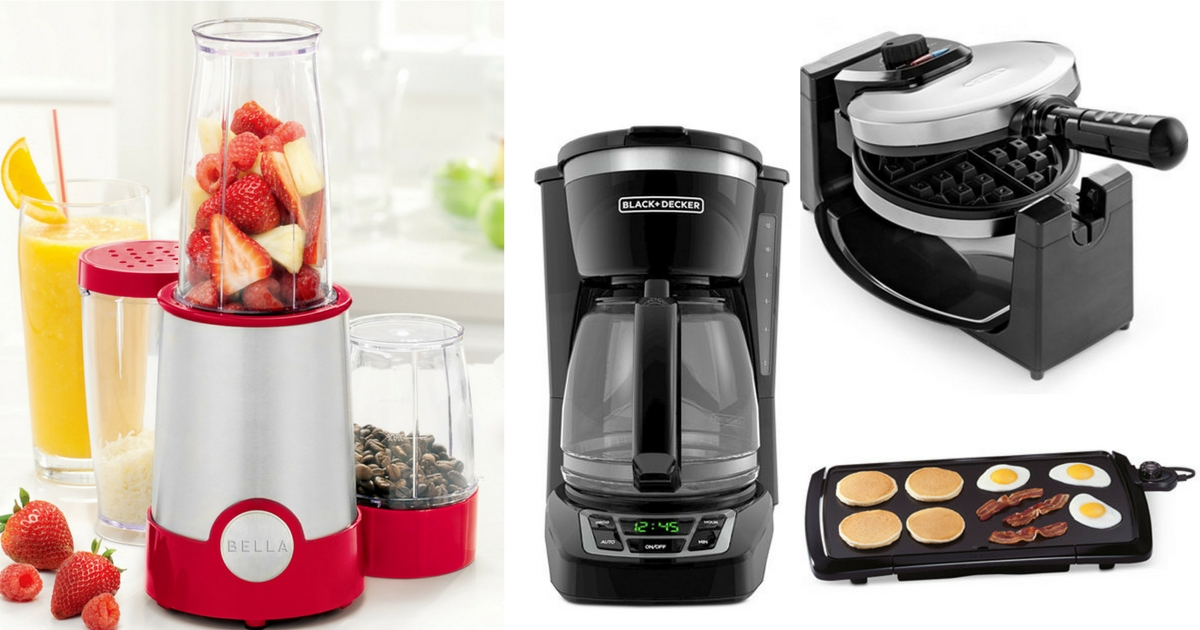 Macy's Small Kitchen Appliances