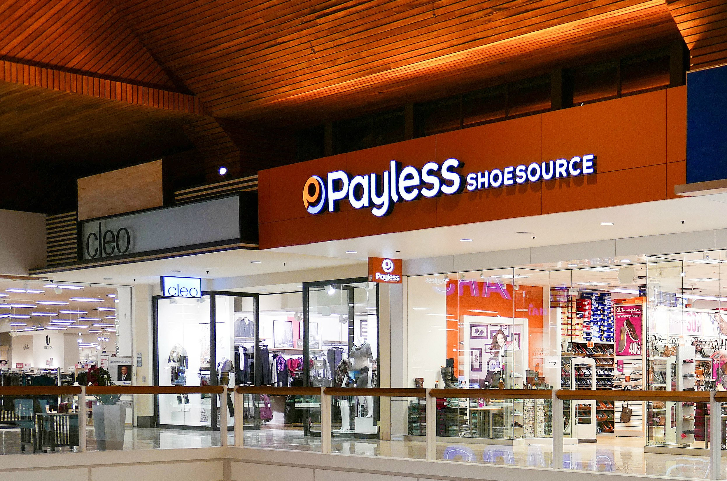 Payless Shoe Store Hours On Sunday