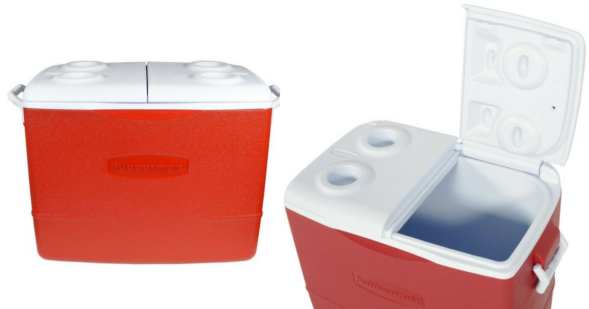 Rubbermaid 50-Quart Insulated Cooler