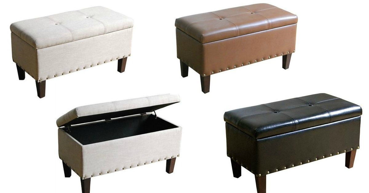 Terrific Kohls 56 28 Storage Bench Ottoman 150 Value Ncnpc Chair Design For Home Ncnpcorg