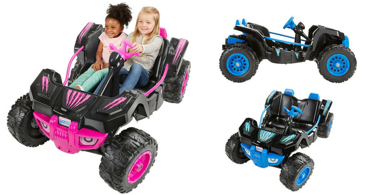 Power Wheels Desert Racer Ride On