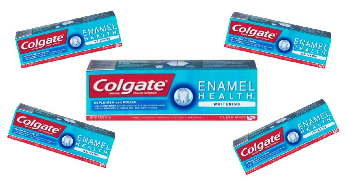 Head To Rite Aid With Your 200 1 Colgate Optic White Stain Fighter Toothpaste 42 Oz Or Enamel Health 4 6 Load 2 Card Coupon
