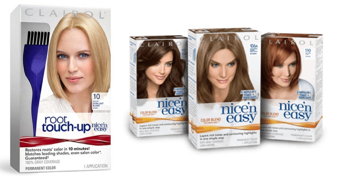 Clairol Hair Color Products!