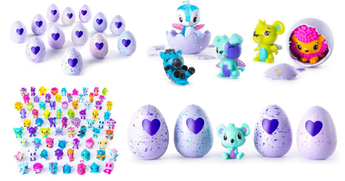 Hatchimals CollEGGtibles Main & Social Image